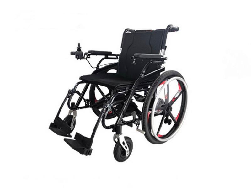 电动折叠智能轮椅05MD-24