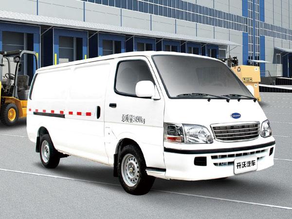 开沃D10电动货车